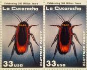 "Michael Hernandez de Luna, La Cucaracha (detail), 2000, 3/200 ed., Digitalprint, 10 ¾ x 8"", Gift of Chuck Thurow, Chicago IL"