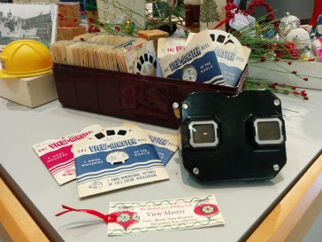 View-Master and reels, Illinois State Museum collections
